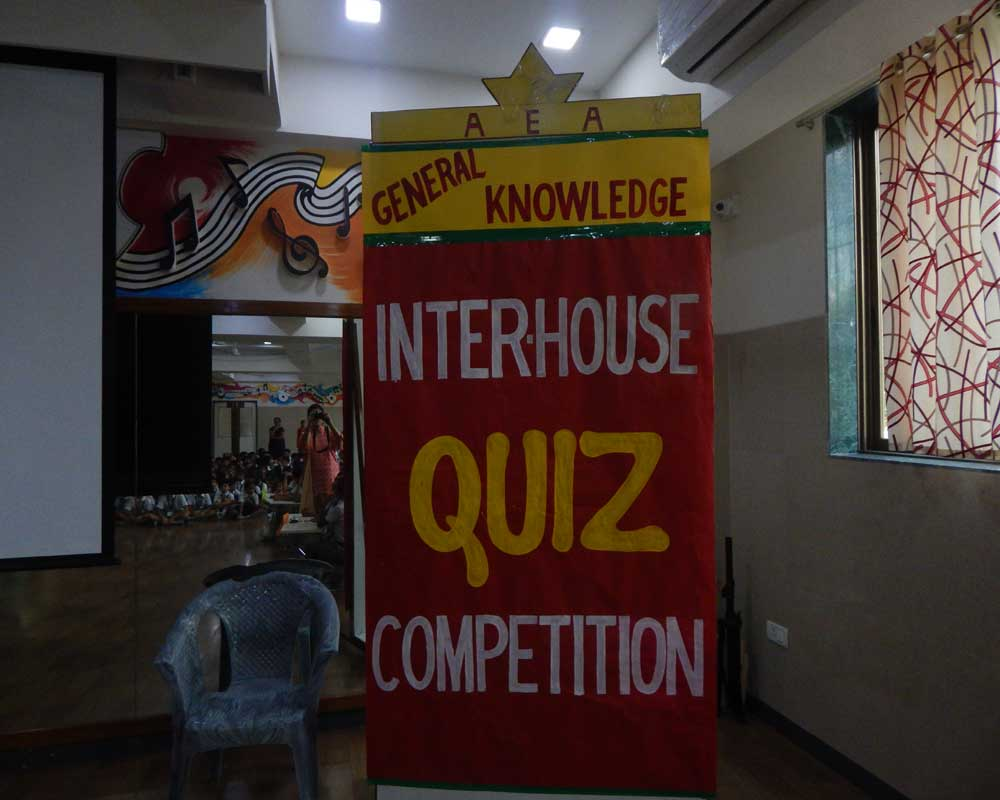 G.k. Quiz Competition