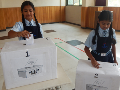 Student Council Elections 2017
