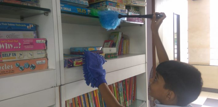 CLEANING-LIBRARY