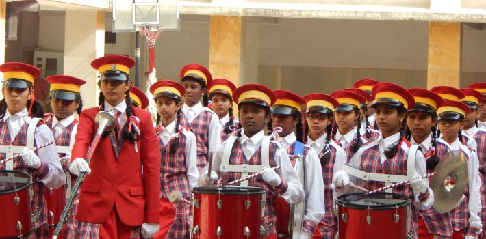 Inter-School Band Competition