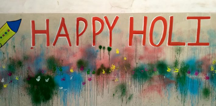 Special Assembly – Holi and Equinox