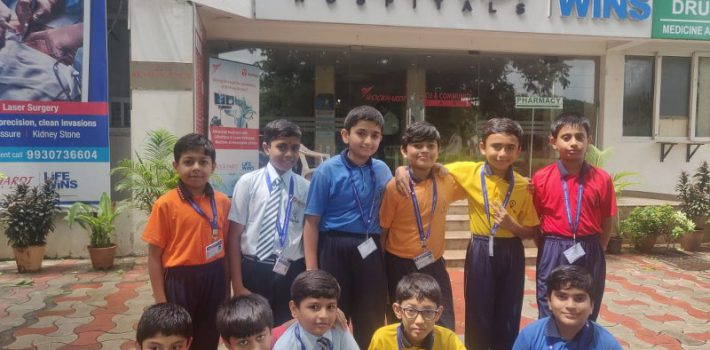 Grade 5 Field Trip – Visit To Wockhardt Hospital