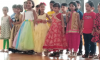 Pre-primary-Special assembly on account of Independence Day and Rakshabandhan